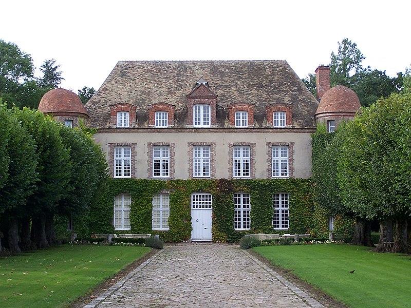 Photo du Monument Historique Château situé à Tilly