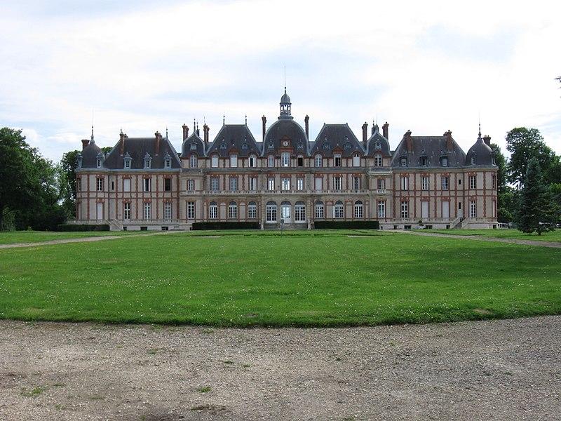 Photo du Monument Historique Château de Pinceloup situé à Sonchamp