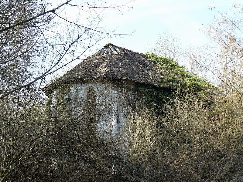 Photo du Monument Historique Chapelle, dite Chapelle de Moulineaux situé à Poigny-la-Forêt