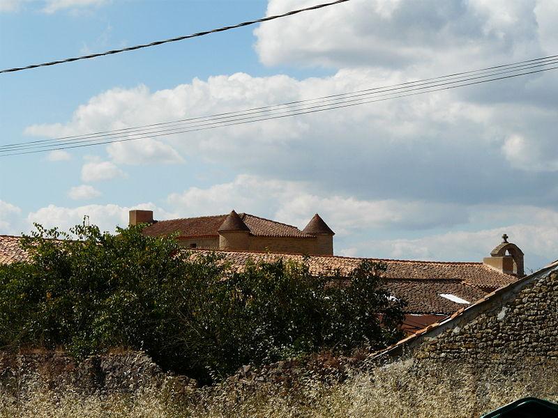 Photo du Monument Historique Logis de Barroux situé à Airvault