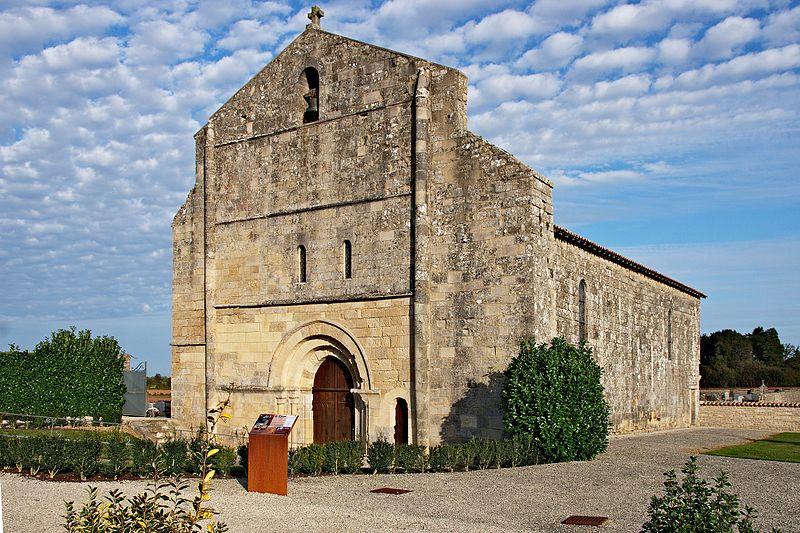 Photo du Monument Historique Eglise Notre-Dame situé à Les Alleuds