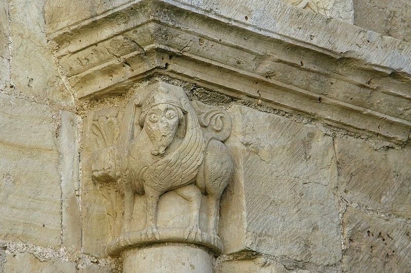 Photo du Monument Historique Eglise Saint-Maixent de Verrines situé à Celles-sur-Belle