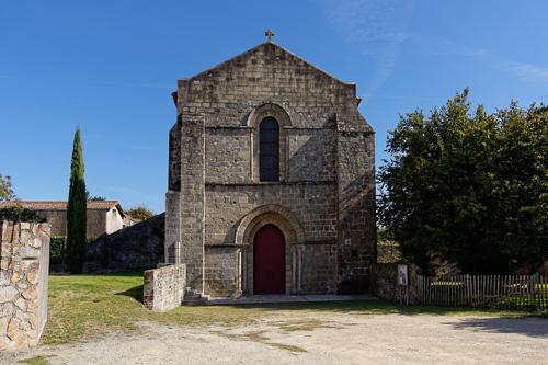 Photo du Monument Historique Ancienne maison-Dieu situé à Châtillon-sur-Thouet
