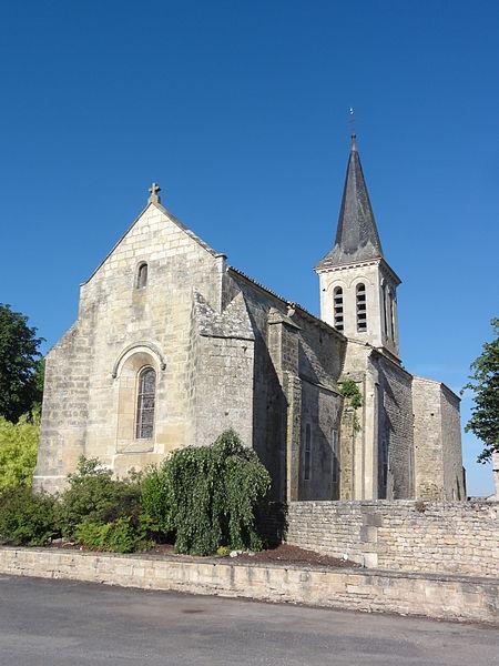 Photo du Monument Historique Eglise Notre-Dame situé à Chenay
