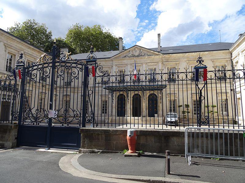 Photo du Monument Historique Préfecture situé à Niort