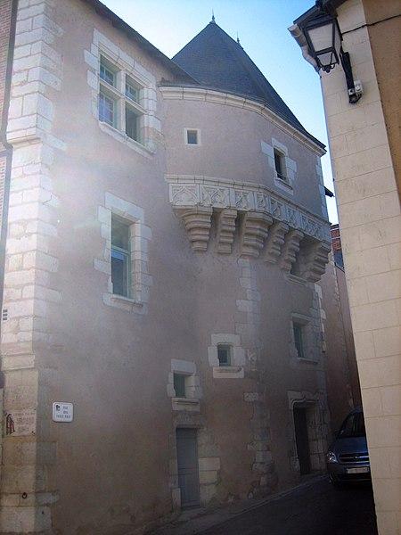 Photo du Monument Historique Hôtel des Trois-Rois situé à Thouars
