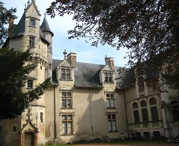 Photo du Monument Historique Maison du Président Tindeau ou Hôtel Tyndo situé à Thouars