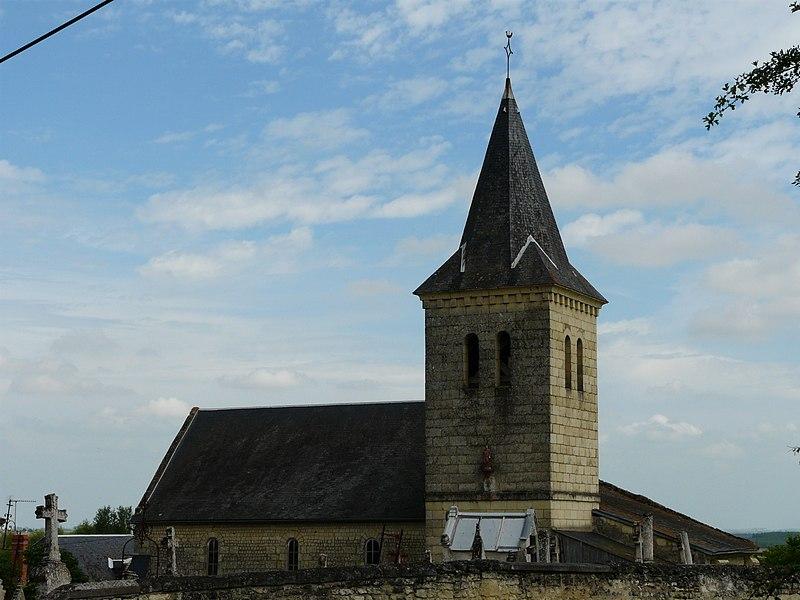 Eglise Saint-Fort