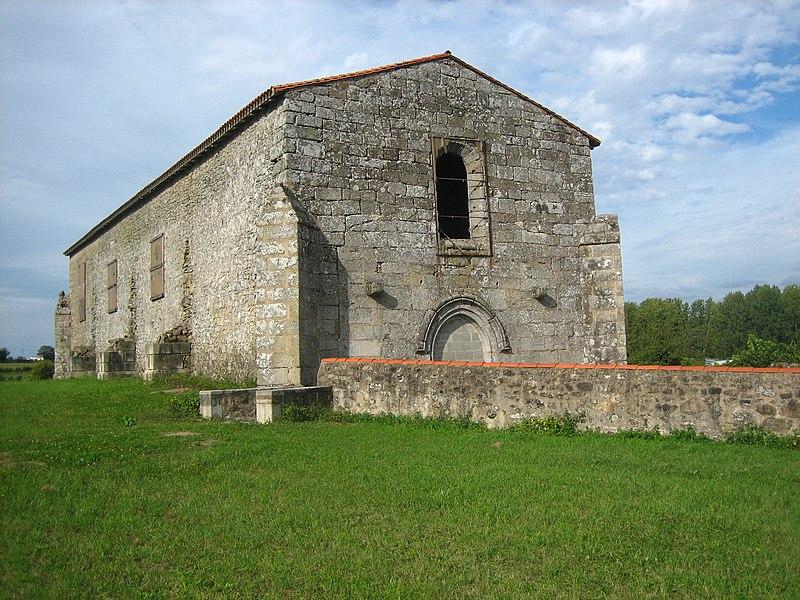 Photo du Monument Historique Chapelle du Rosaire ou des Templiers situé à Parthenay