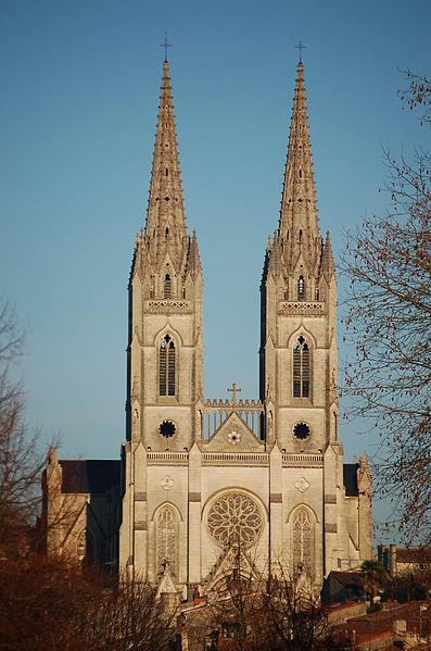 Photo du Monument Historique Eglise Saint-André situé à Niort