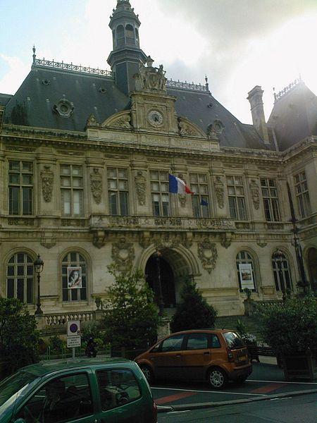 Photo du Monument Historique Hôtel de ville situé à Niort
