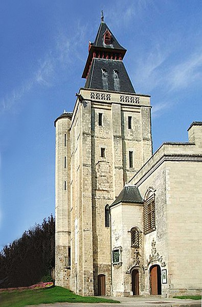 Photo du Monument Historique Hôtel de ville situé à Abbeville