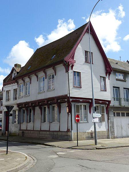 Photo du Monument Historique Maison situé à Abbeville