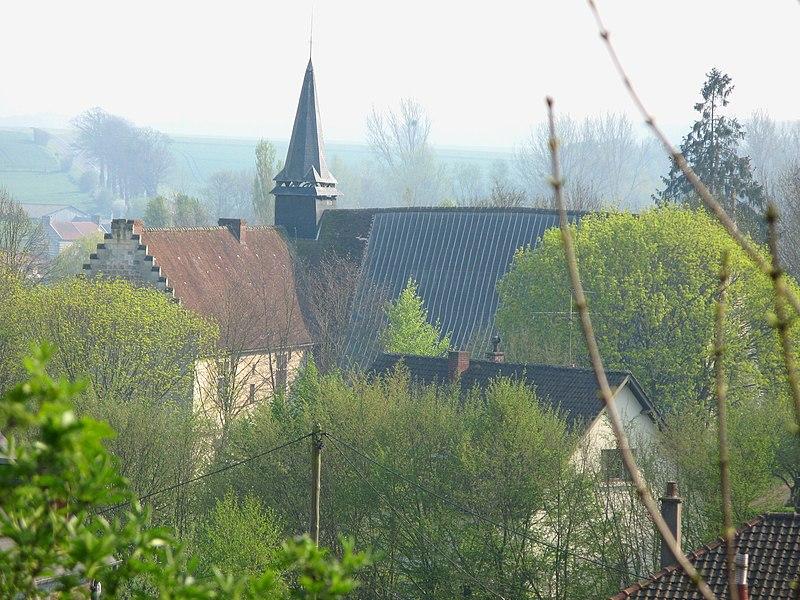 Photo du Monument Historique Eglise Notre-Dame et Prieuré situé à Airaines