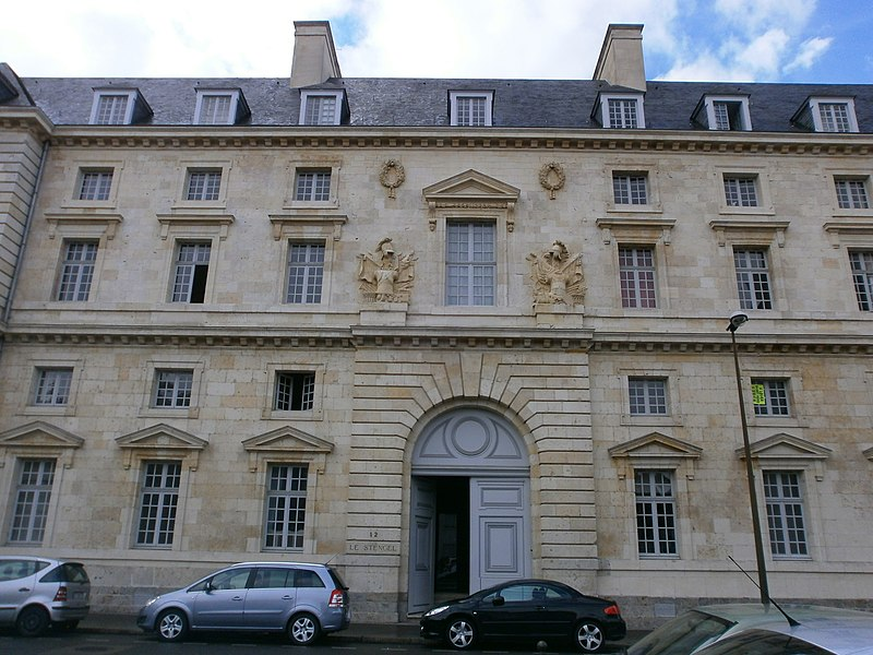 Photo du Monument Historique Ancienne caserne Stengel situé à Amiens