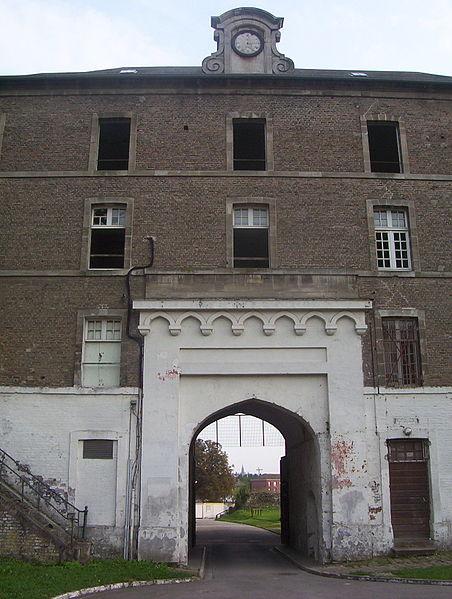 Photo du Monument Historique Citadelle situé à Amiens