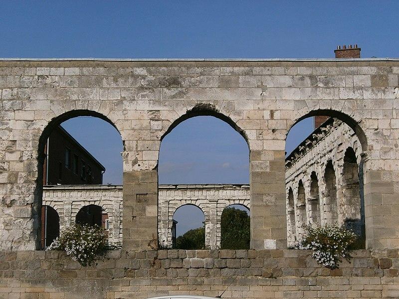 Photo du Monument Historique Ancien couvent des Soeurs Grises situé à Amiens