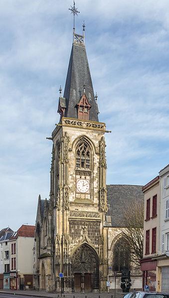 Photo du Monument Historique Eglise Saint-Leu situé à Amiens