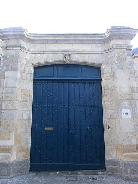 Photo du Monument Historique Immeuble situé à Amiens