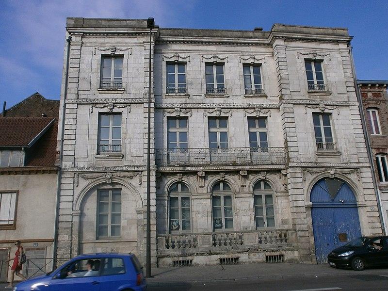 Photo du Monument Historique Maison Cozette situé à Amiens
