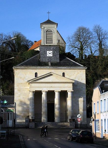 Photo du Monument Historique Eglise Saint-Nicolas situé à Boves