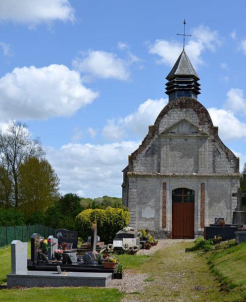 Photo du Monument Historique Eglise situé à Frohen-le-Petit
