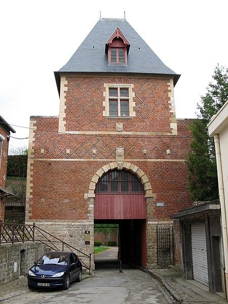 Photo du Monument Historique Anciennes fortifications situé à Péronne
