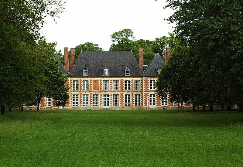 Photo du Monument Historique Château situé à Ribeaucourt