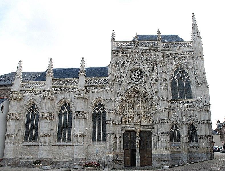 Photo du Monument Historique Chapelle du Saint-Esprit situé à Rue