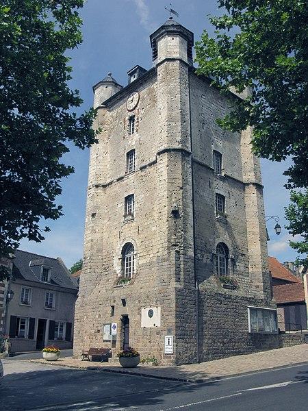 Photo du Monument Historique Beffroi situé à Saint-Riquier