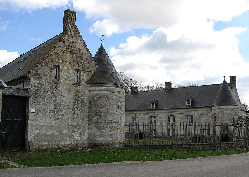 Photo du Monument Historique Château situé à Vadencourt