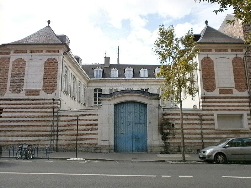 Photo du Monument Historique Hôtel Blin de Bourdon situé à Amiens