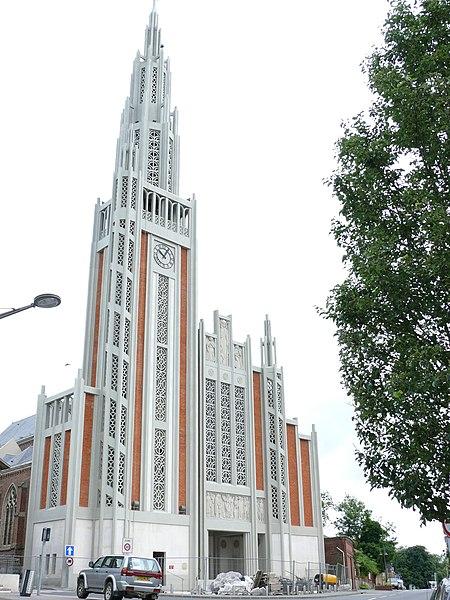 Photo du Monument Historique Eglise Saint-Vast situé à Moreuil