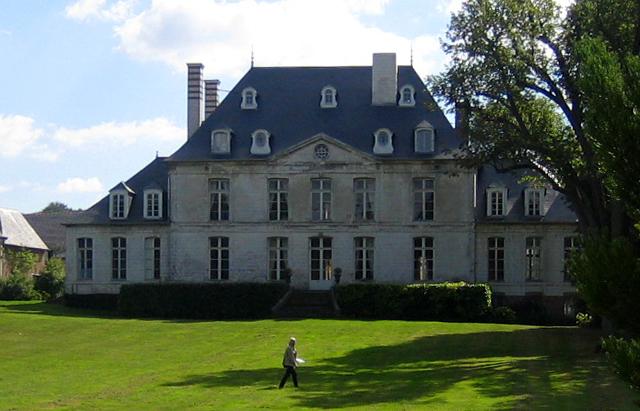 Photo du Monument Historique Château de Creuse situé à Creuse