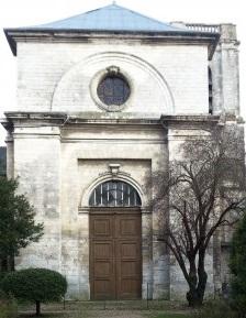 Photo du Monument Historique Ancien prieuré Saint-Pierre et Saint-Paul situé à Abbeville