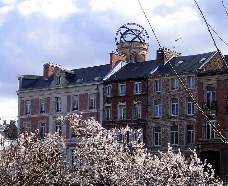 Photo du Monument Historique Maison Jules Verne situé à Amiens