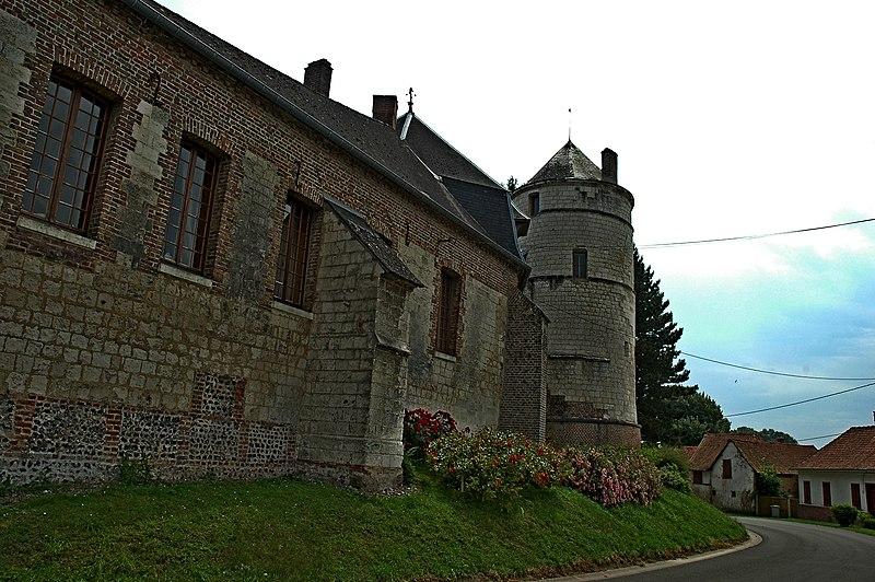 Photo du Monument Historique Château situé à Bernâtre