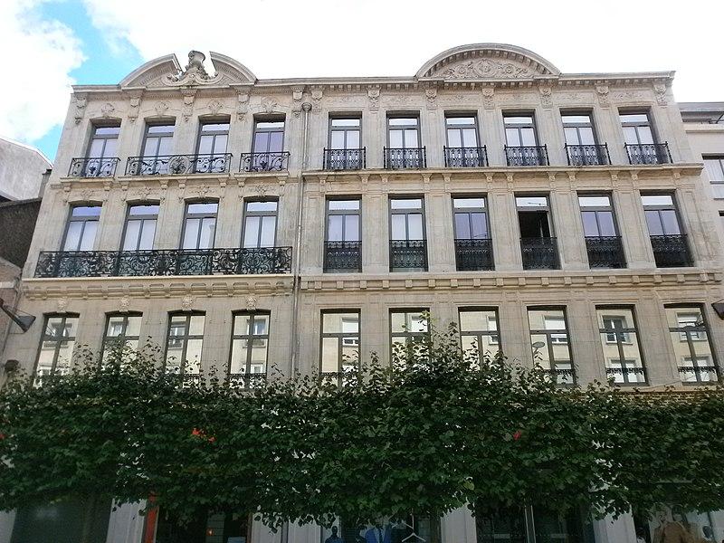 Photo du Monument Historique Imprimerie Yvert situé à Amiens