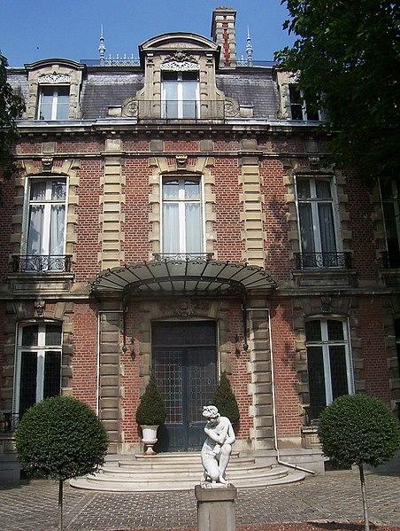 Photo du Monument Historique Hôtel Acloque situé à Amiens