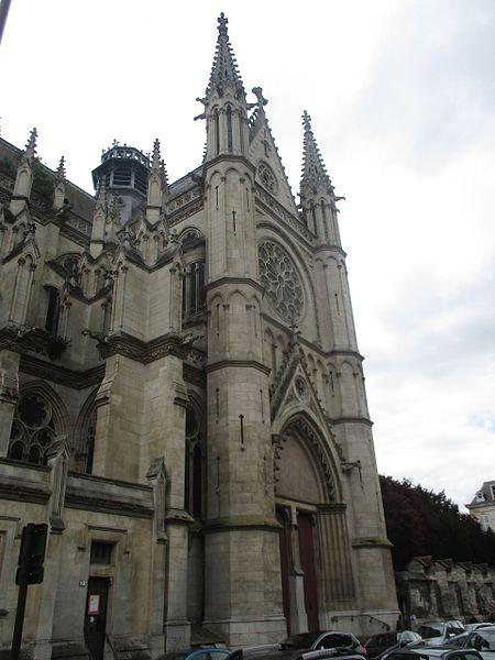 Photo du Monument Historique Eglise Saint-Remi et couvent des Cordeliers situé à Amiens