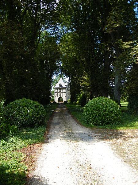 Photo du Monument Historique Château situé à Méricourt-sur-Somme