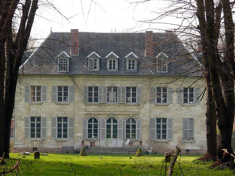 Photo du Monument Historique Château situé à Tilloy-lès-Conty
