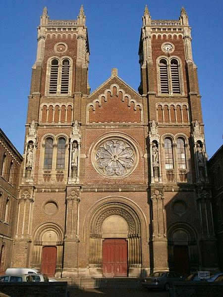 Photo du Monument Historique Eglise Sainte-Anne situé à Amiens