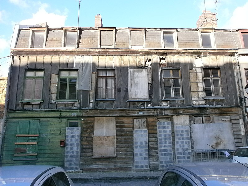 Photo du Monument Historique Maisons situé à Amiens