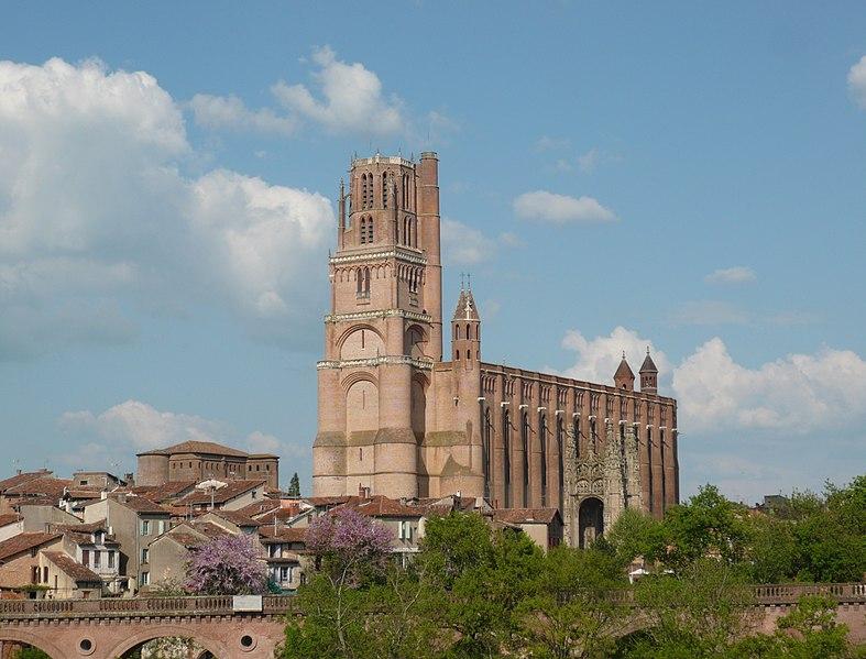Photo du Monument Historique Cathédrale Sainte-Cécile situé à Albi