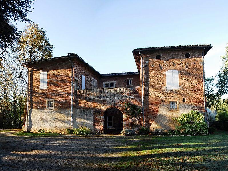 Photo du Monument Historique Château du Gô situé à Albi