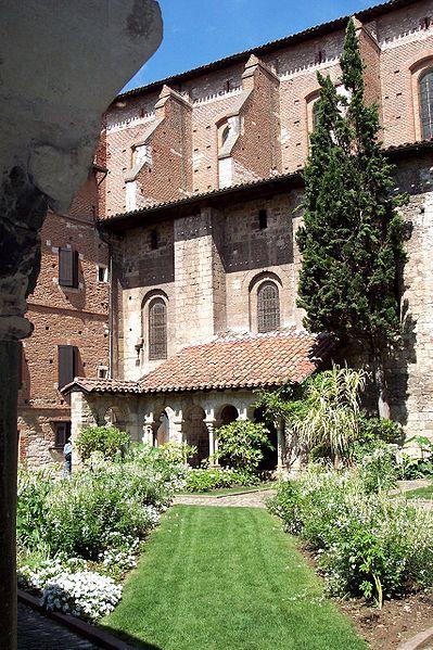Photo du Monument Historique Eglise Saint-Salvy et son cloître situé à Albi