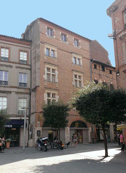 Photo du Monument Historique Maison situé à Albi
