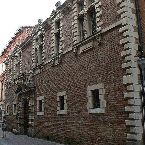 Photo du Monument Historique Maison des Viguiers, dite hôtel Reynès ou maison Guise situé à Albi