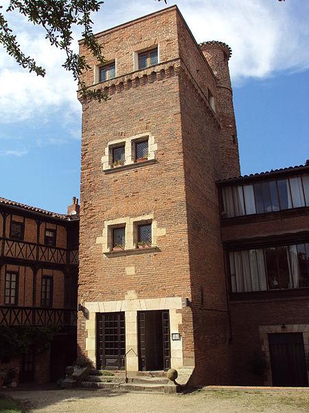 Photo du Monument Historique Tour du Boutge situé à Albi